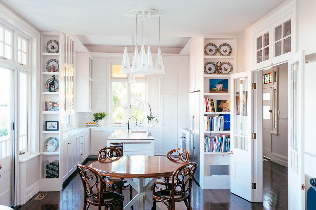 Greenwich House by Donald Campbell Design