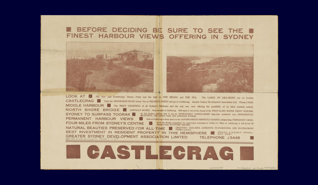 Castlecrag and Walter Burley Griffin: Diary of a renovation